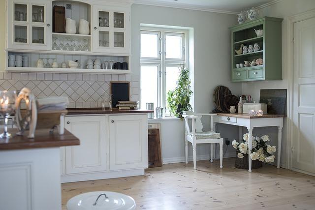 פתרונות אחסון במטבח
